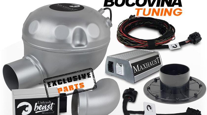 Maxhaust Active Sound Booster – Set Complet – ESM Maxhaust