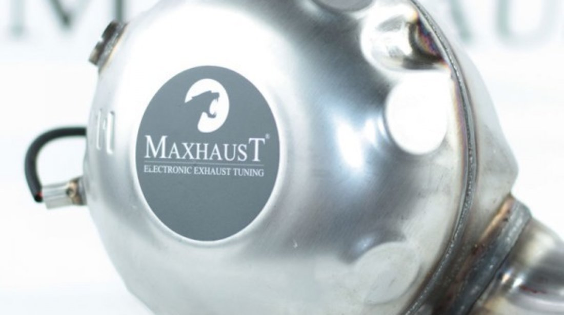 MAXHAUST soundbooster Active SOUND set NOU!