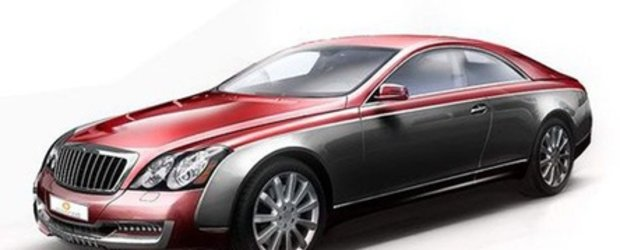 Maybach 57S ajunge Coupe!