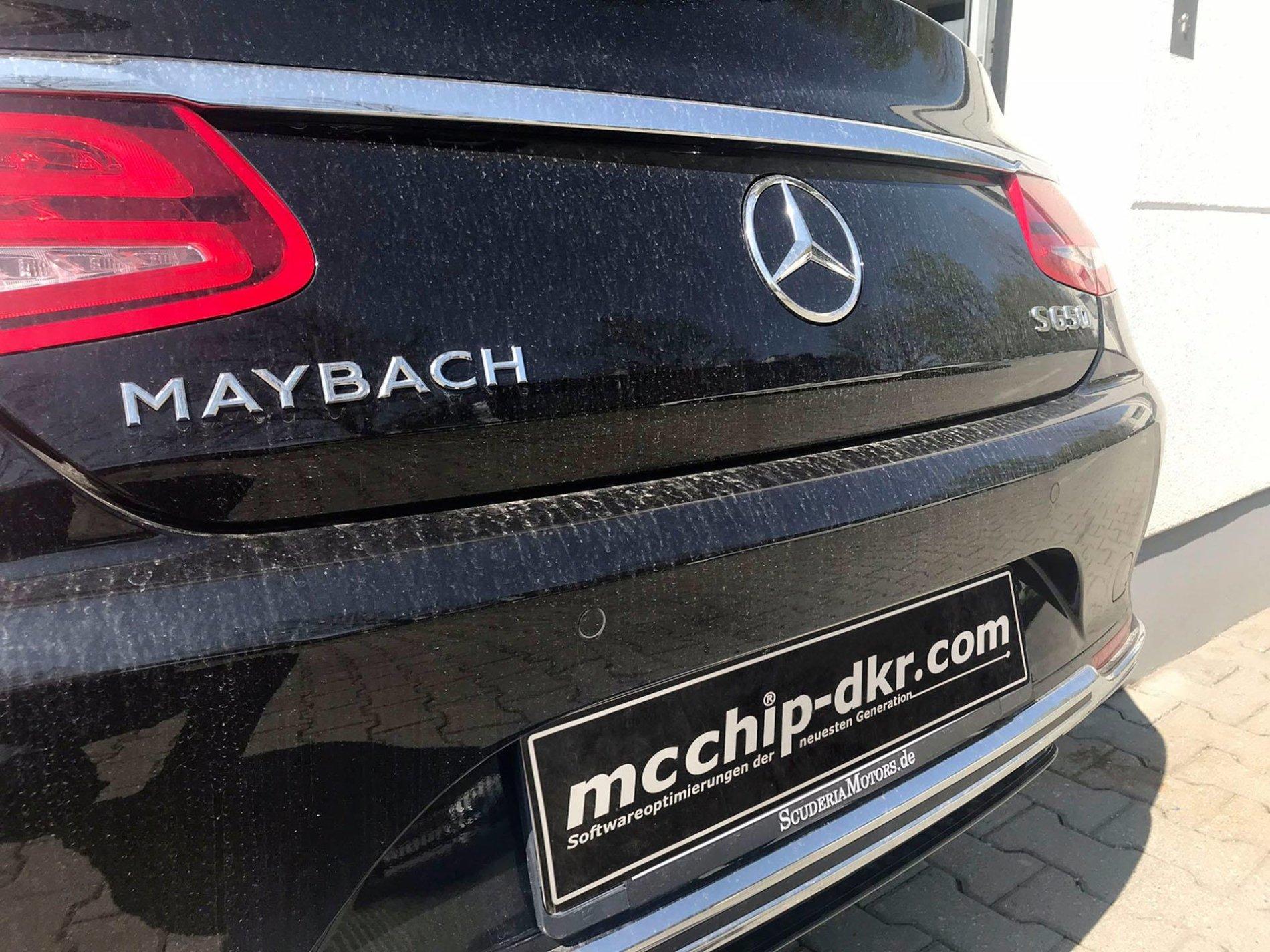 Maybach S650 Cabrio de 708 CP - Maybach S650 Cabrio de 708 CP