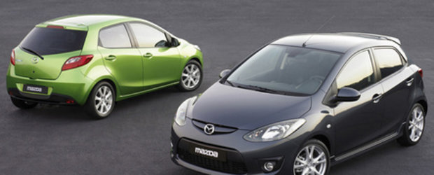 Mazda 2 - ultimele 2 zile de Superdiscount!