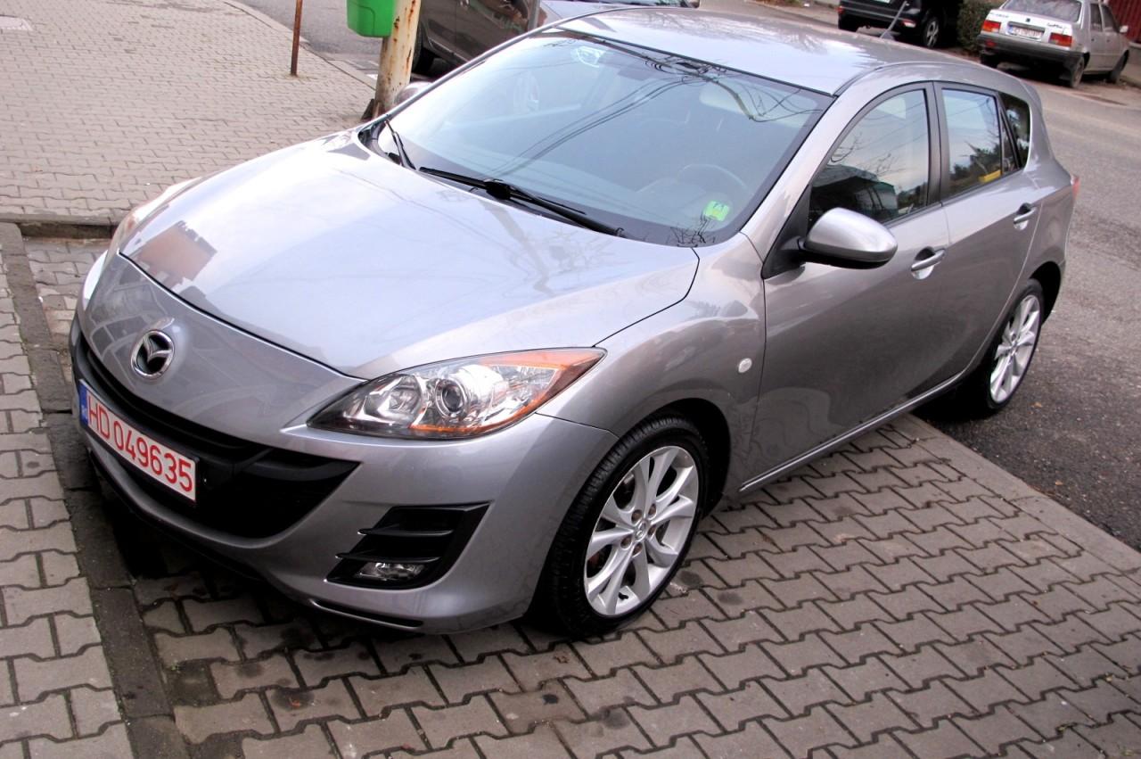 Mazda 3 16 tdci 2010