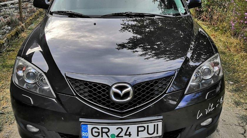 Mazda 3 2.0 MZR-CD 2007