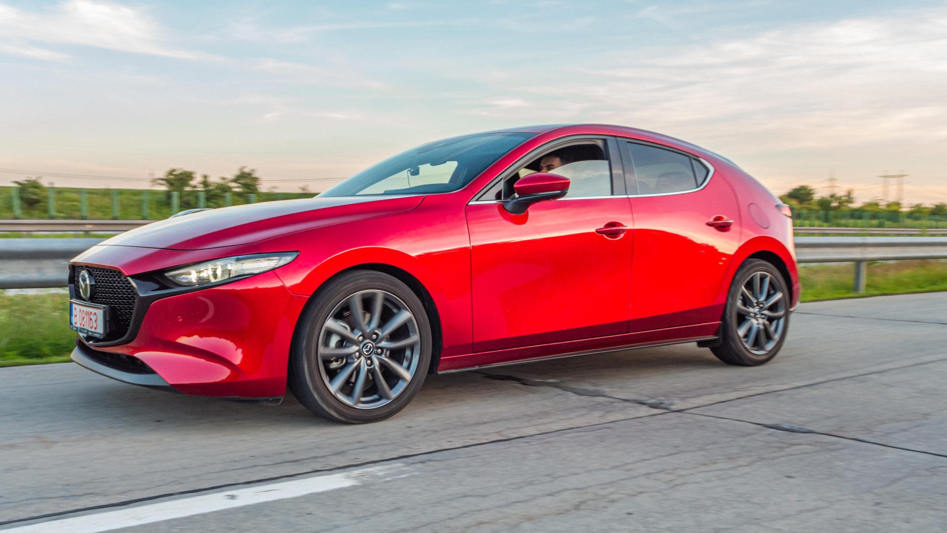 Mazda 3 benzina - Mazda 3 benzina