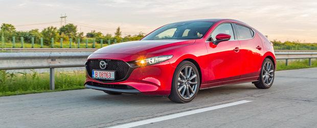Mazda 3 cu motor aspirat pe benzina de doar 122 cp: asa arata masina mea preferata in 2019