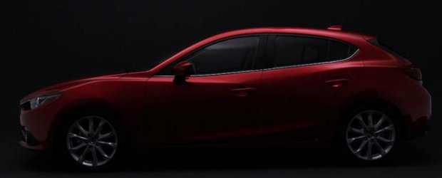 Mazda 3 debuteaza oficial si pe format VIDEO