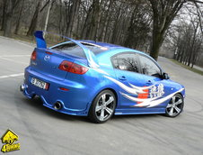 Mazda 3 - One of a kind