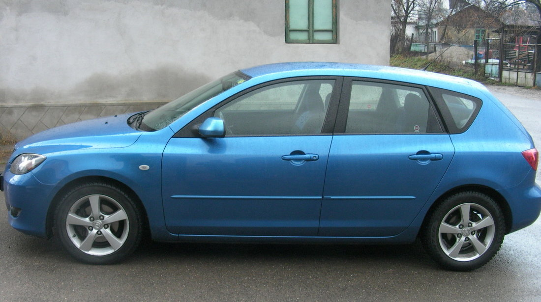 Mazda 3 Z6 2004