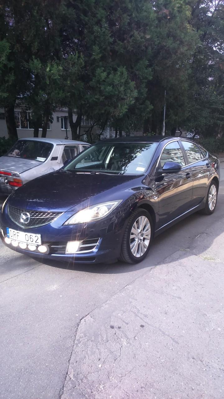 Mazda 6 2.0 2009