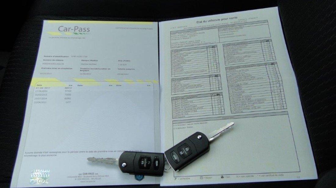Mazda 6 2.2CDVI 2011