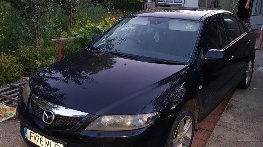 Mazda 6 2 litri diesel 2006