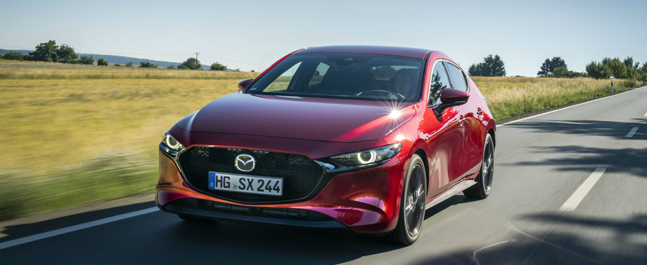 """Mazda a dat lovitura cu motorul minune Skyactiv-X: """"Interesul este mult mai mare decat ne asteptam"""""""