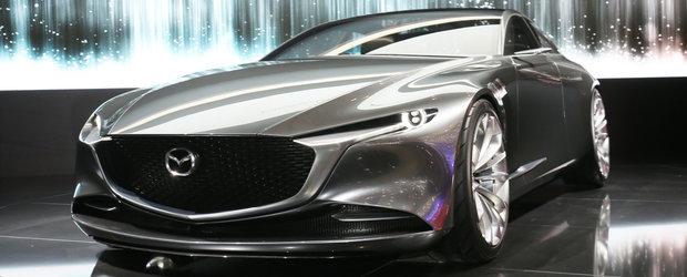 Mazda a gasit ac de cojocul nemtilor. Japonezii pregatesc lansarea primului 6 cu tractiune spate si motor I6 din istorie