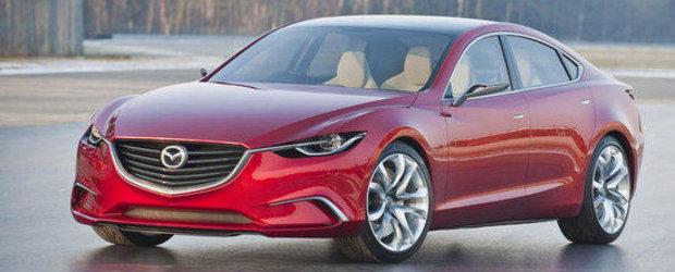 Mazda a prezentat la Geneva conceptul Takeri