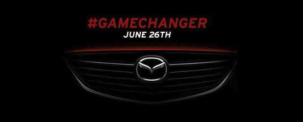 Mazda a prezentat primul teaser al noii generatii Mazda3