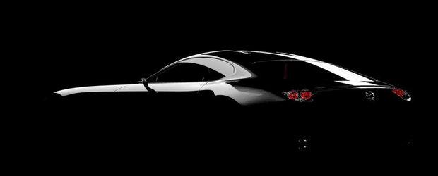Mazda anunta o surpriza majora pentru Tokyo Motor Show. Sa fie noul RX-7?