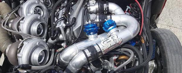 Mazda asta cu motor dotat cu 4 rotoare si 4 turbine pare o adevarata capodopera!