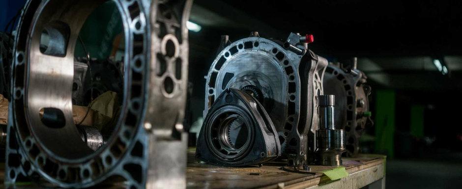 Mazda celebreaza 50 de ani de la introducerea motorului rotativ in productie