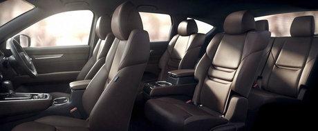 Mazda confirma lansarea noului CX-8, un SUV de aproape 5 metri cu 7 locuri
