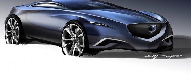 Mazda confirma pe Twitter noul motor rotativ