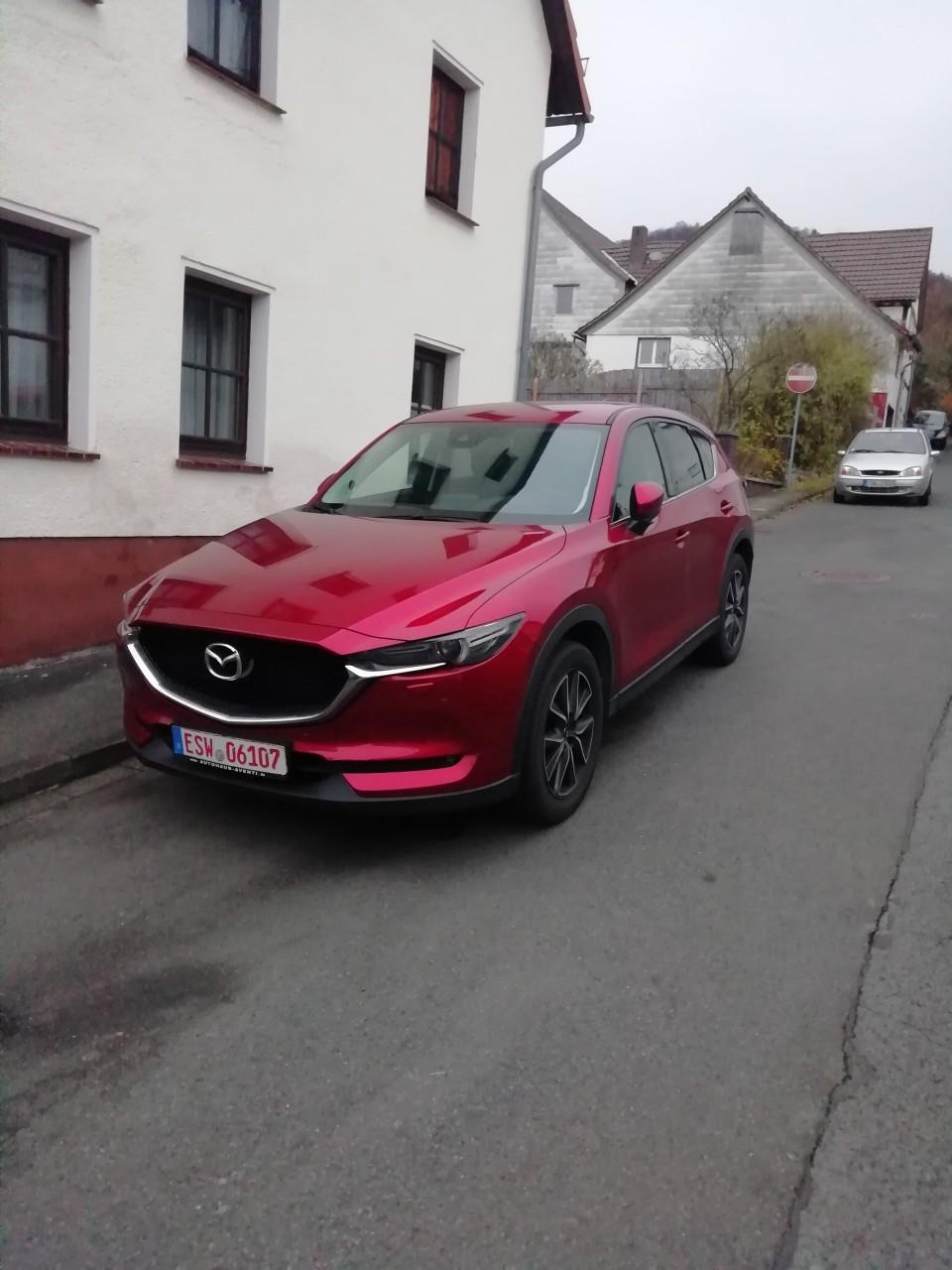 Mazda CX-5 2.0 benzina 4x4 2017