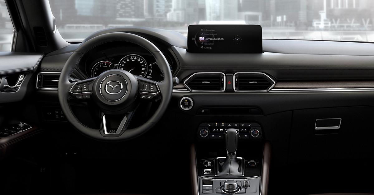 Mazda CX-5 2021 - Mazda CX-5 2021
