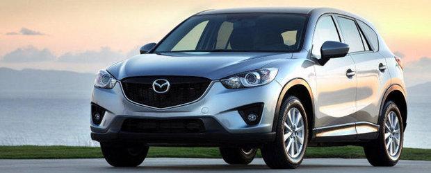 Mazda CX-5 debuteaza la Salonul Auto de la Los Angeles