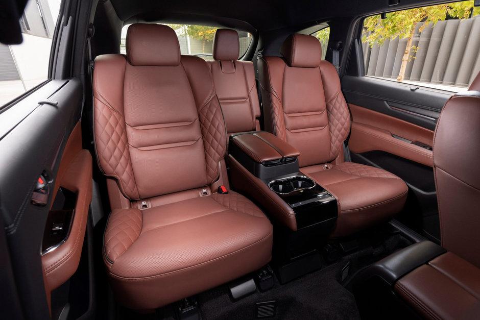Mazda CX-8 Facelift
