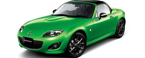 Mazda dezvaluie modelul MX-5 Black Tuned