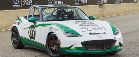 Mazda dezvolta un program pentru clientii MX-5 din Europa numit Friends of MX-5