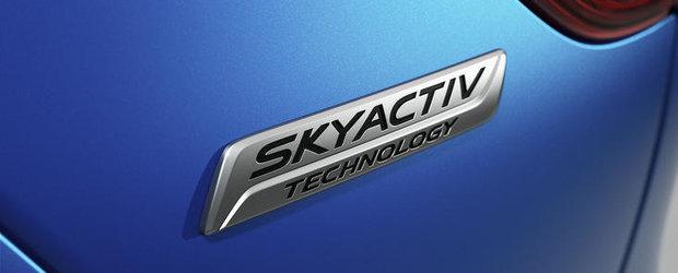 Mazda dubleaza capacitatea anuala de productie a motoarelor SKYACTIV