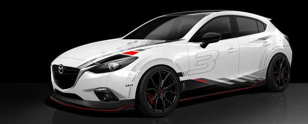 Mazda isi anunta vedetele pentru show-ul SEMA 2013