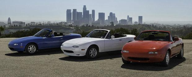 Mazda lanseaza un program de restaurare pentru cel mai indragit model al sau