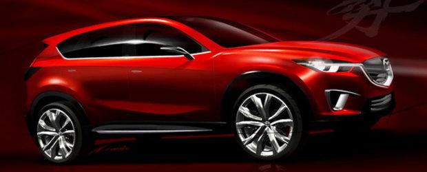 Mazda Minagi Concept la Geneva Motor Show - Poti sa spui Kodo?