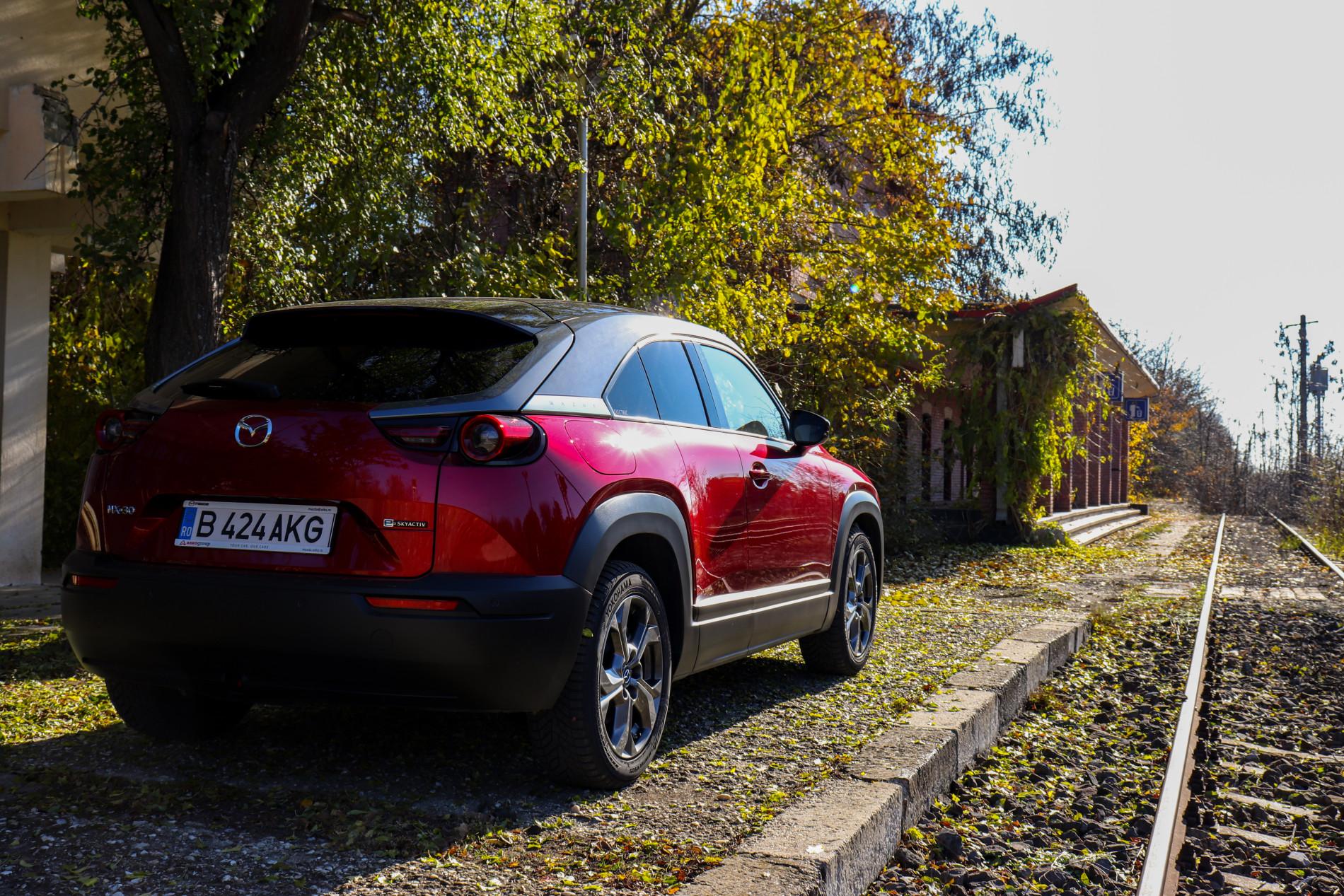 Mazda MX-30 - Mazda MX-30
