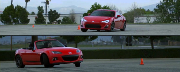 Mazda MX-5 Miata Club. Scion FR-S. FIGHT!