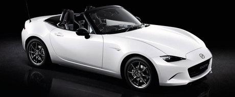 Mazda MX-5 RS, varianta exclusiv JDM a echiparii Revolution Top disponibila si in Romania