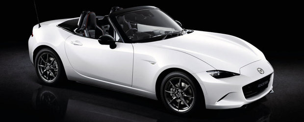 Mazda MX-5 RS, varianta exclusiv JDM a echiparii Revolution Top disponibila si in Romania