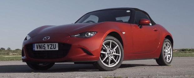 Mazda MX-5 versus Mazda MX-5: Comparatie intre cele doua motorizari ale roadster-ului japonez
