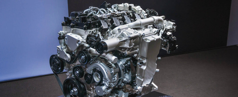 Mazda ne arata cum functioneaza noul motor SkyActiv-X pe benzina cu aprindere prin compresie. VIDEO
