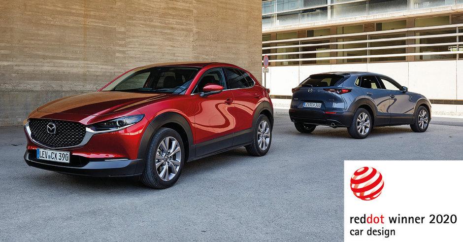 Mazda Red Dot