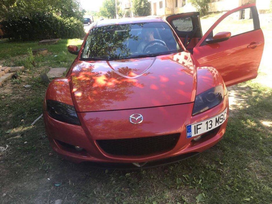 Mazda RX-8 cu motor de BMW in Romania: cum sa transformi o masina frumoasa intr-una fiabila