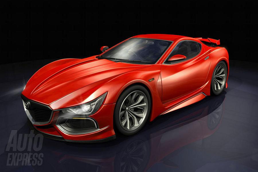 Mazda RX-9 isi va face aparitia abia in 2013