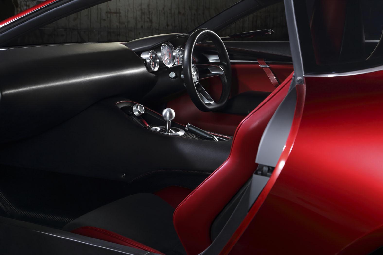 Mazda RX Vision - Mazda RX Vision