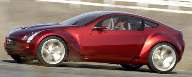 Mazda se pregateste sa lanseze o noua super-sportiva numita RX-9