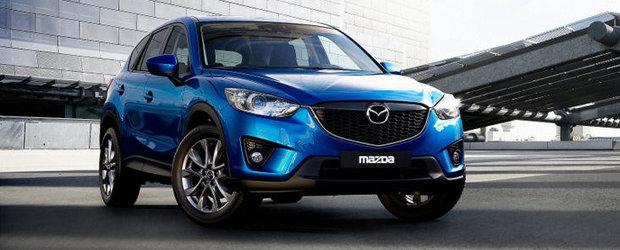 Mazda SKYACTIV a castigat premiul 'Tehnologia anului' 2012 in Japonia
