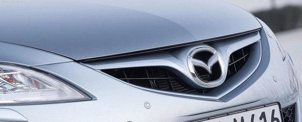 Mazda va produce masini si in Rusia