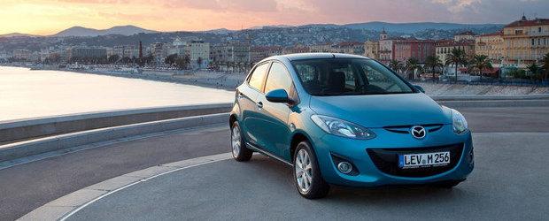 Mazda va produce un model Toyota la fabrica din Mexic