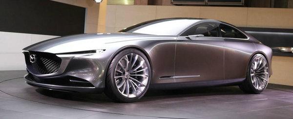 Mazda vrea sa bata BMW la propriul joc: japonezii pregatesc doua motoare cu sase cilindri in linie