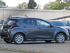 Mazda2 - Poze spion
